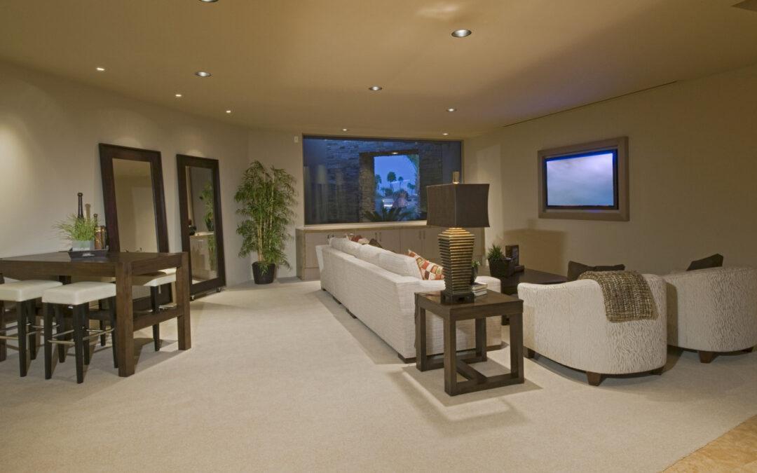 Waterproof Your Basement With An Epoxy Floor