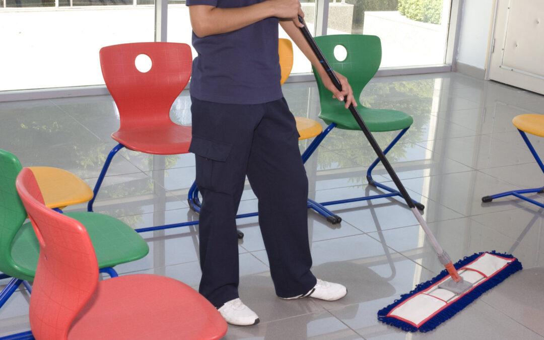 Harrisburg Epoxy Flooring how to clean epoxy floors