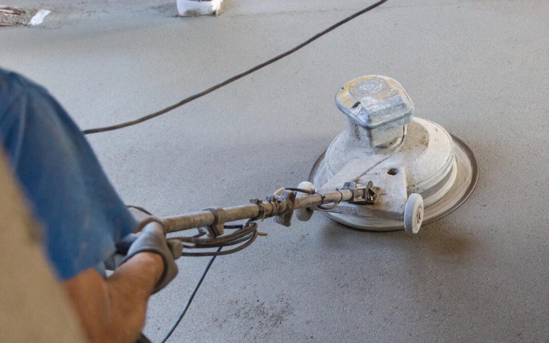 Epoxy Floor vs Polished Garage Floor